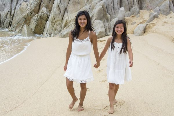 the arch cabo san lucas family photography