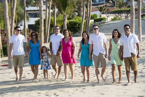 cabo family photography pedregal beach cabo san lucas